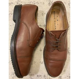 Eddie Bauer AKA Leather Lace Up Shoes